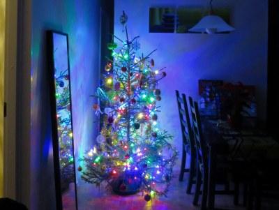 Joulukuusi.