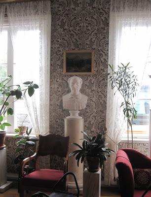 Runebergin koti Porvoossa.